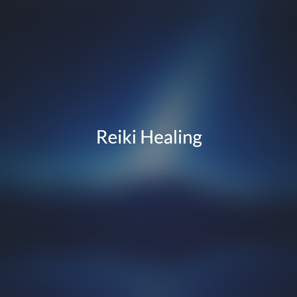Discover the Power of Reiki